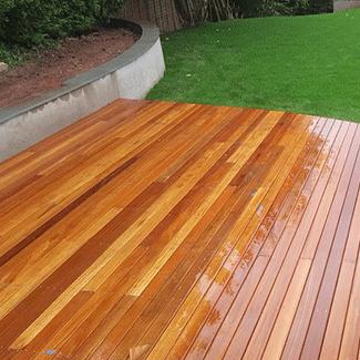 Timber Decking Bristol