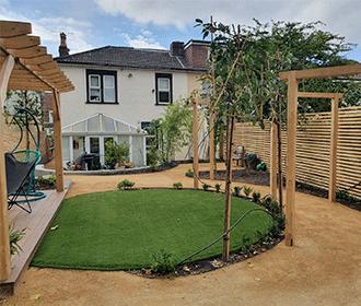 Garden Landscaping Bristol