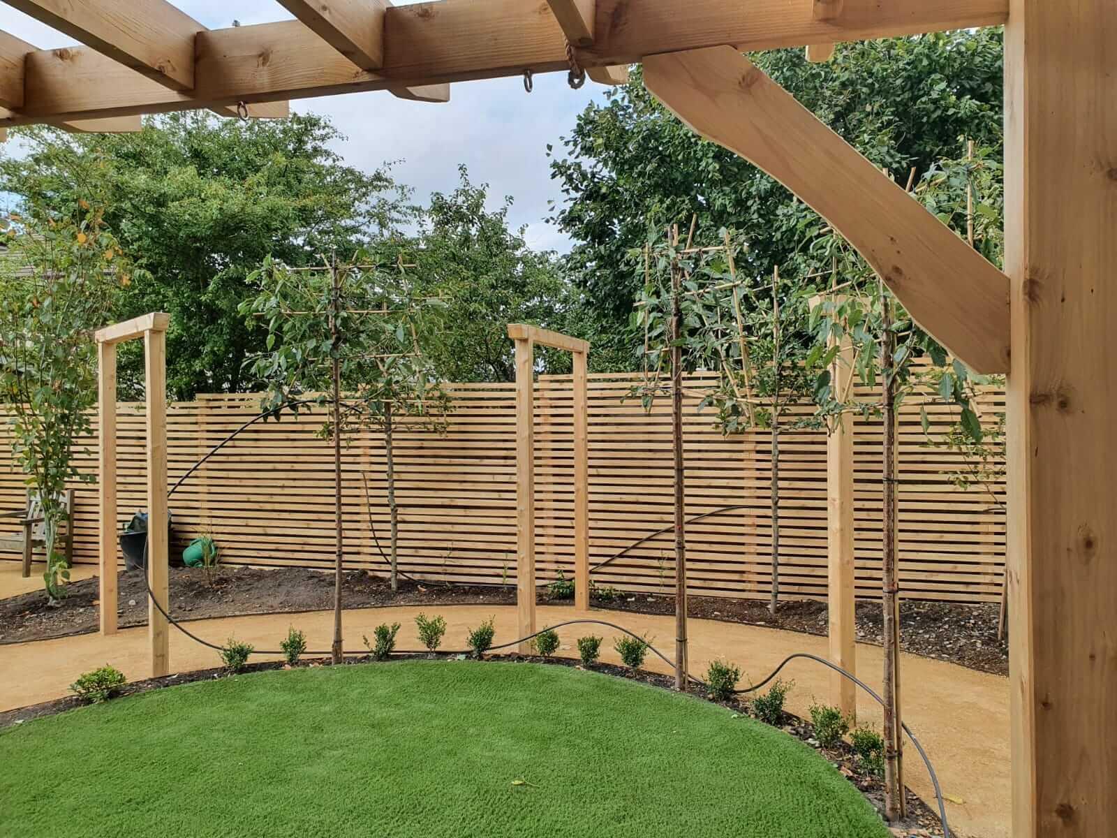 Garden Fencing Bristol